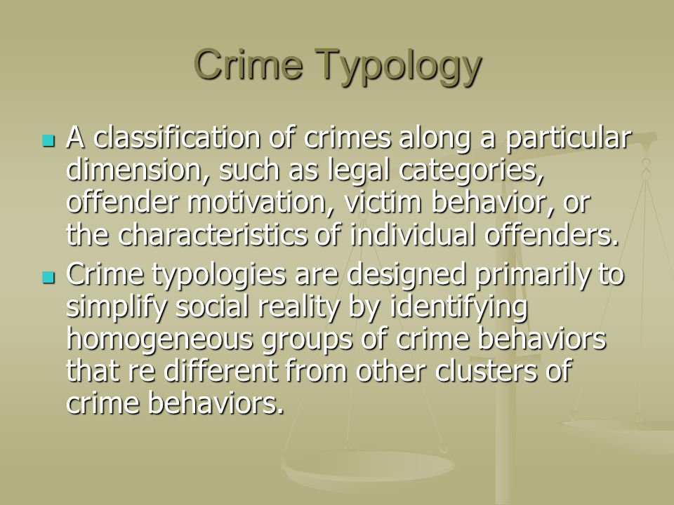 crime typologies Emerging financial crime threats for 2018  the public and private sectors moves beyond typologies and open source data to include names and other personal .