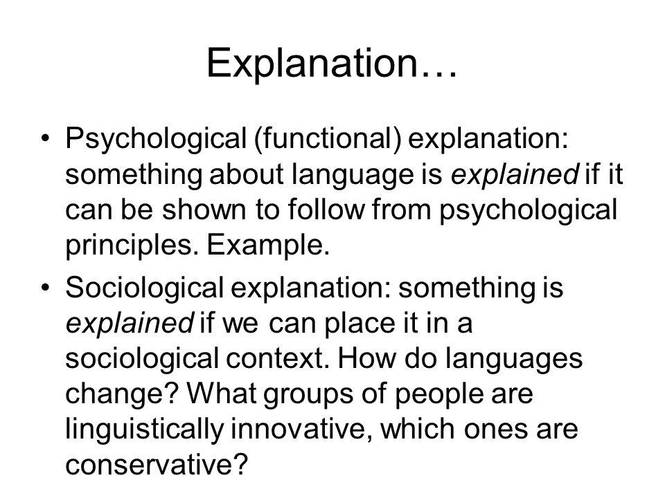 Explanation…
