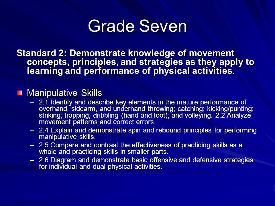 Grade Seven