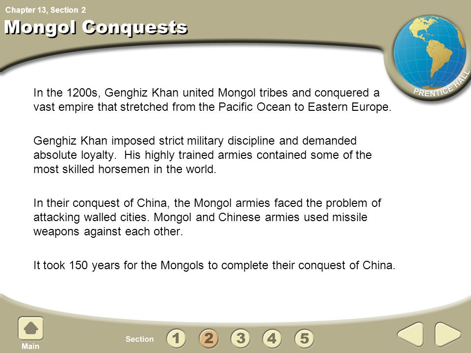 Mongol Conquests 2.
