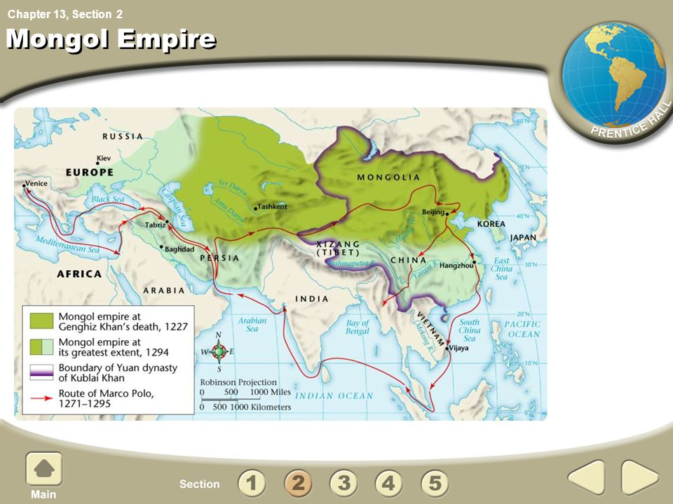 2 Mongol Empire
