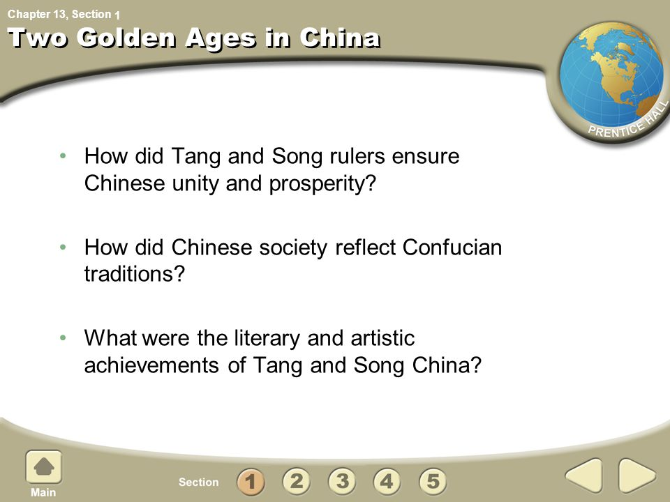 Two Golden Ages in China