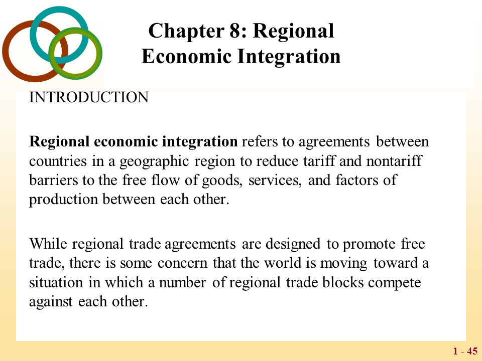regional integration for or against articles Select a region approved by your instructor and choose a trading bloc (nafta, eu, asean, etc) within that region write two 350- to 500-word articles, one article in favor of regional.