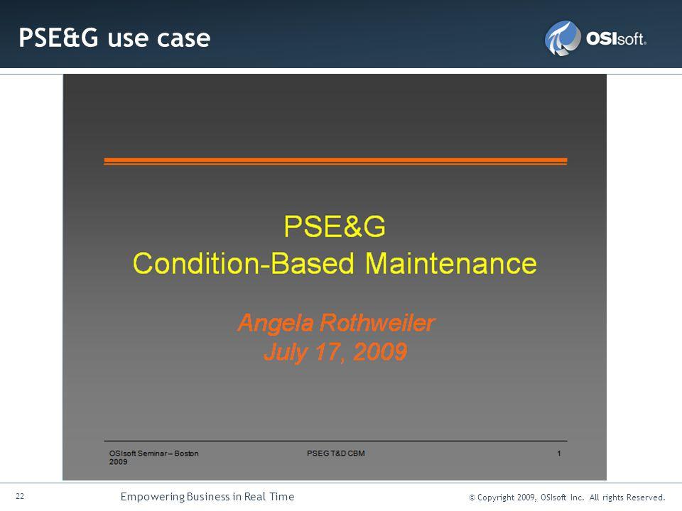 PSE&G use case