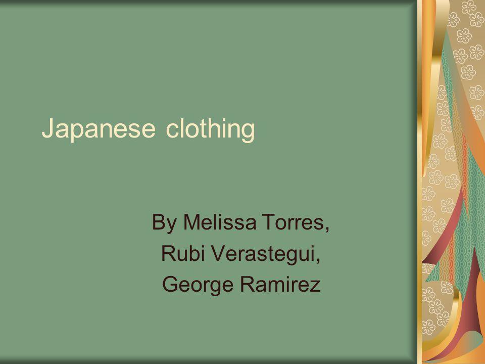 By Melissa Torres, Rubi Verastegui, George Ramirez