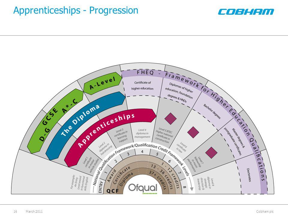 Cobham Apprenticeship Programme