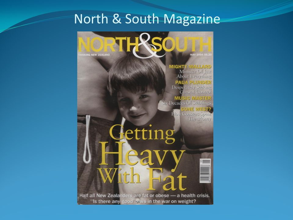 North & South Magazine