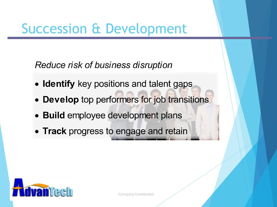 Succession & Development