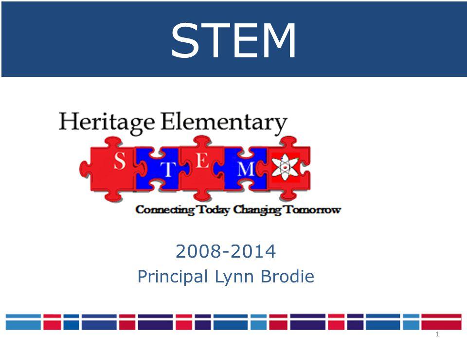 STEM 2008-2014 Principal Lynn Brodie