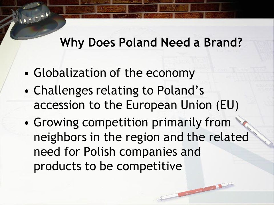 Why Does Poland Need a Brand