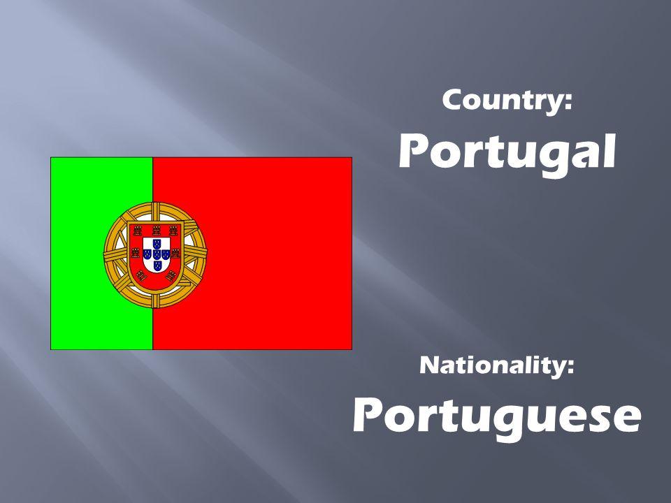 Nationality: Portuguese