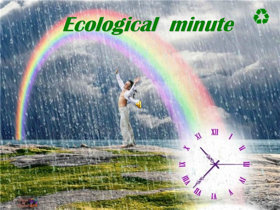 Ecological minute