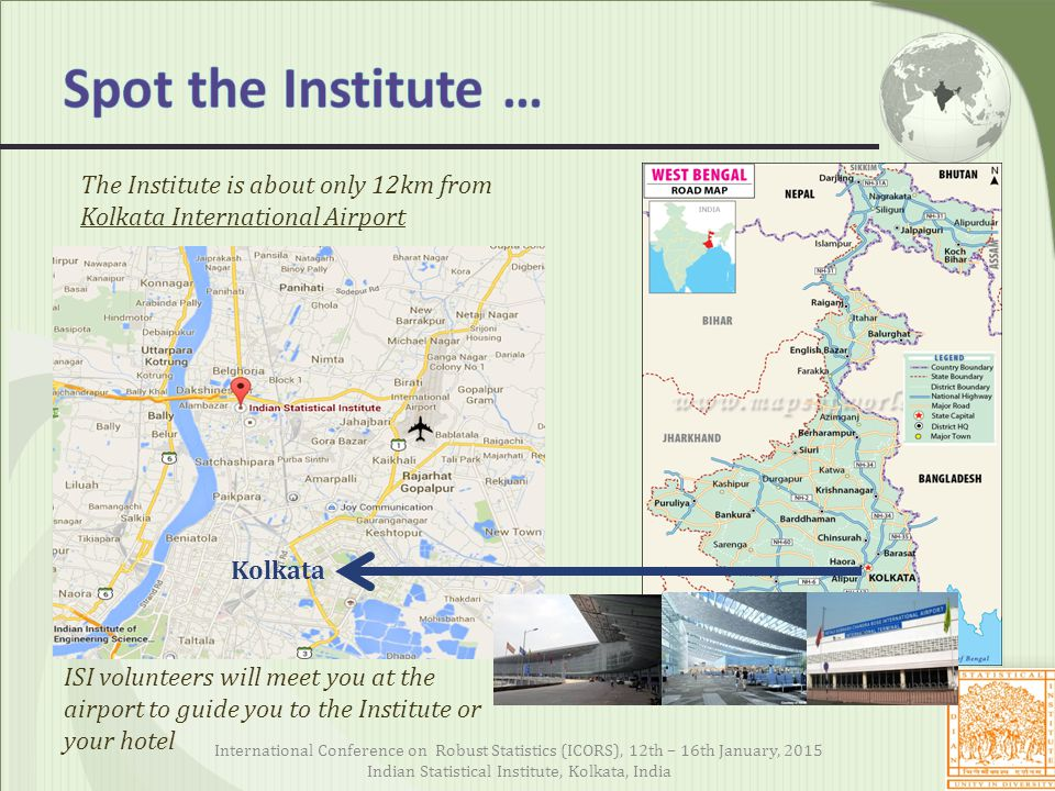 Indian Statistical Institute, Kolkata, India
