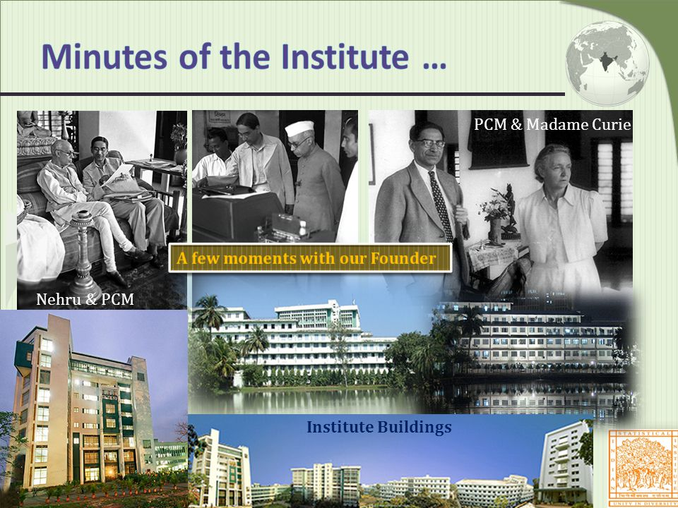Minutes of the Institute …