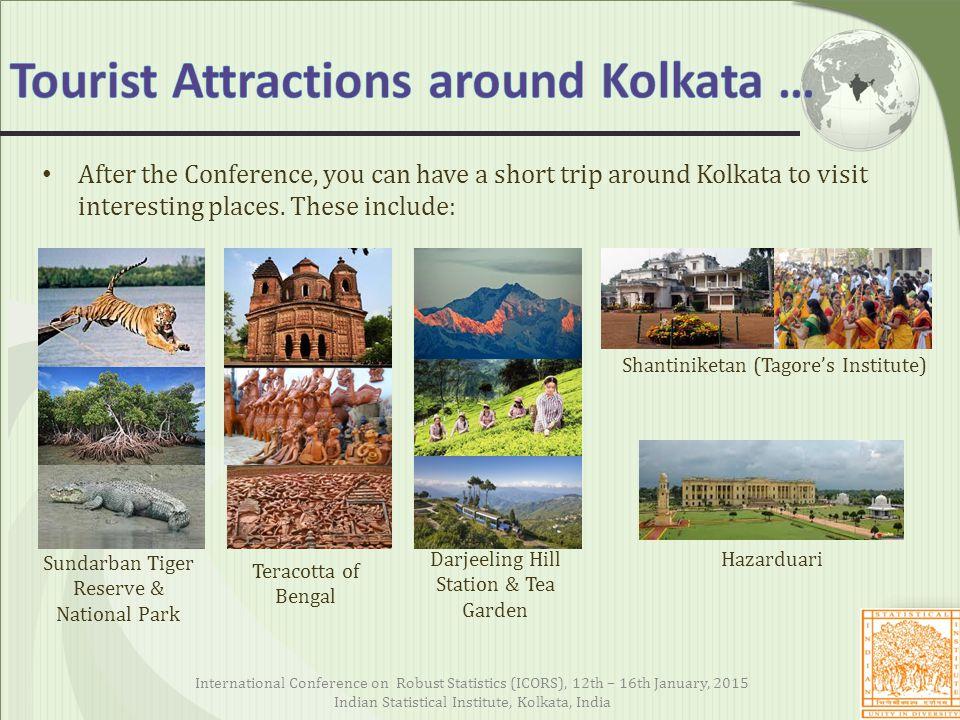 Tourist Attractions around Kolkata …