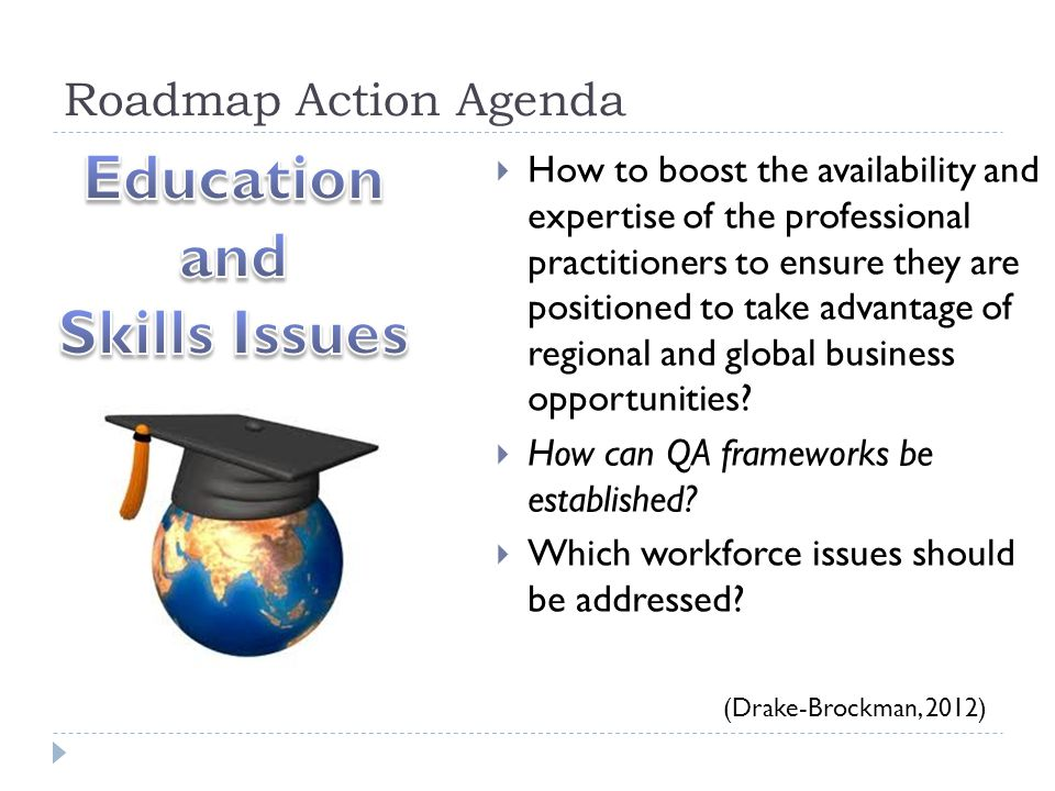 Education and Skills Issues