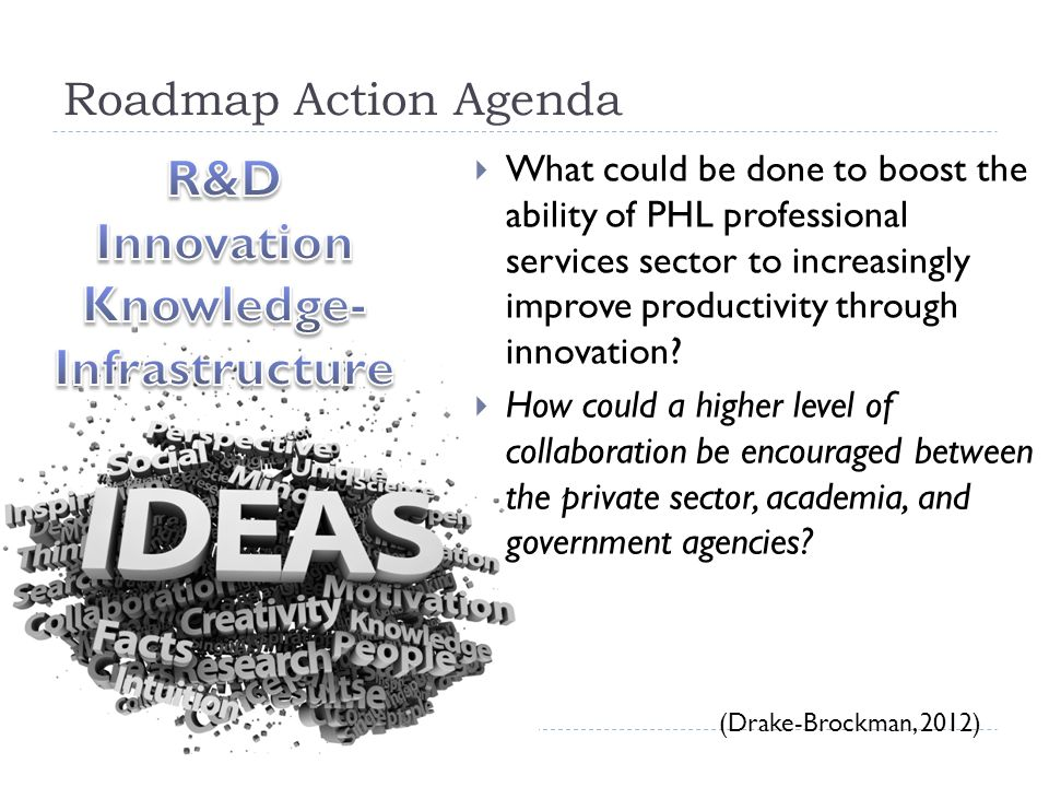 R&D Innovation Knowledge- Infrastructure