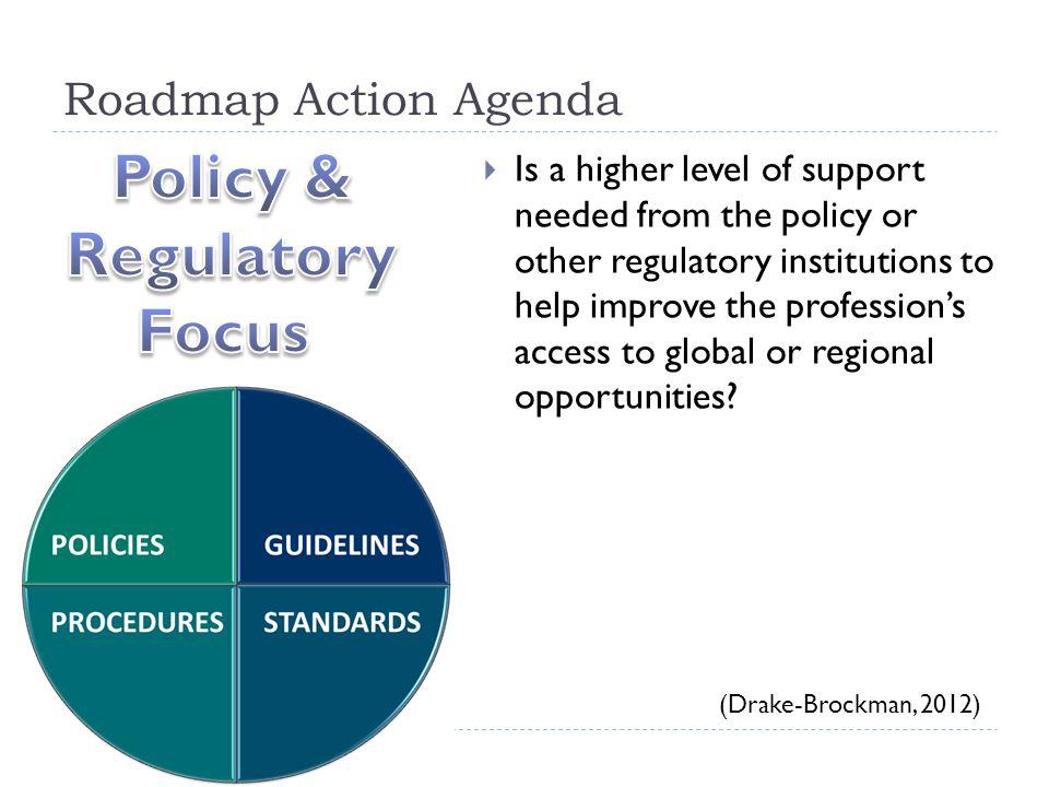 Policy & Regulatory Focus