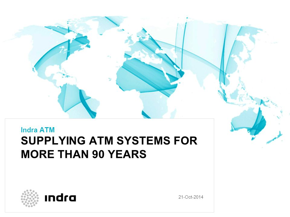 Supplying ATM SYSTEMS for more than 90 years