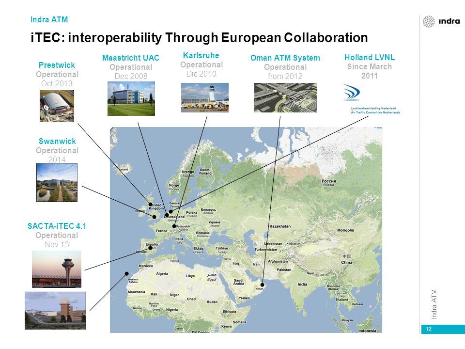 iTEC: interoperability Through European Collaboration