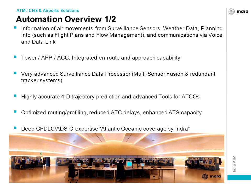ATM / CNS & Airports Solutions