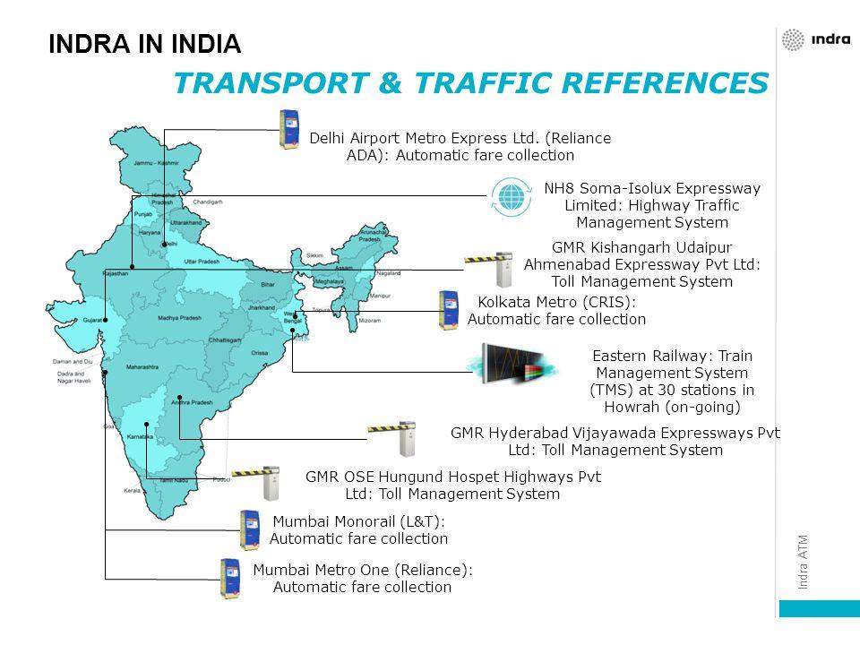 TRANSPORT & TRAFFIC REFERENCES