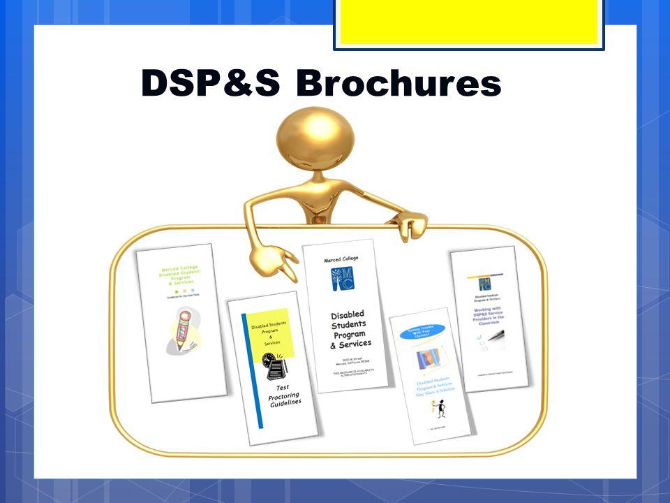 DSP&S Brochures