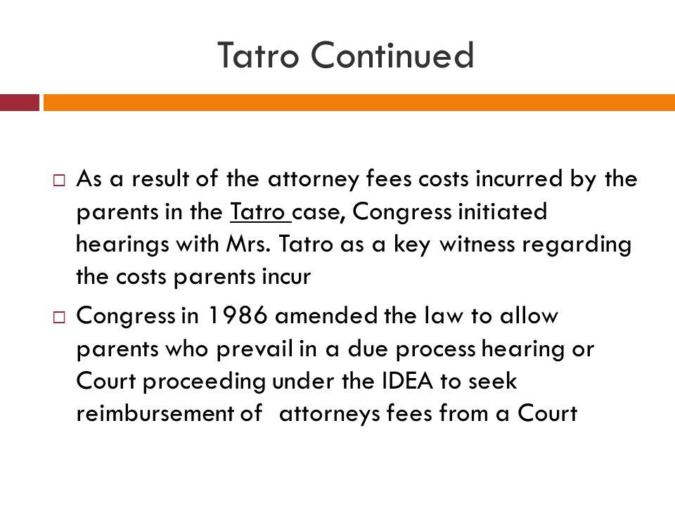 Tatro Continued