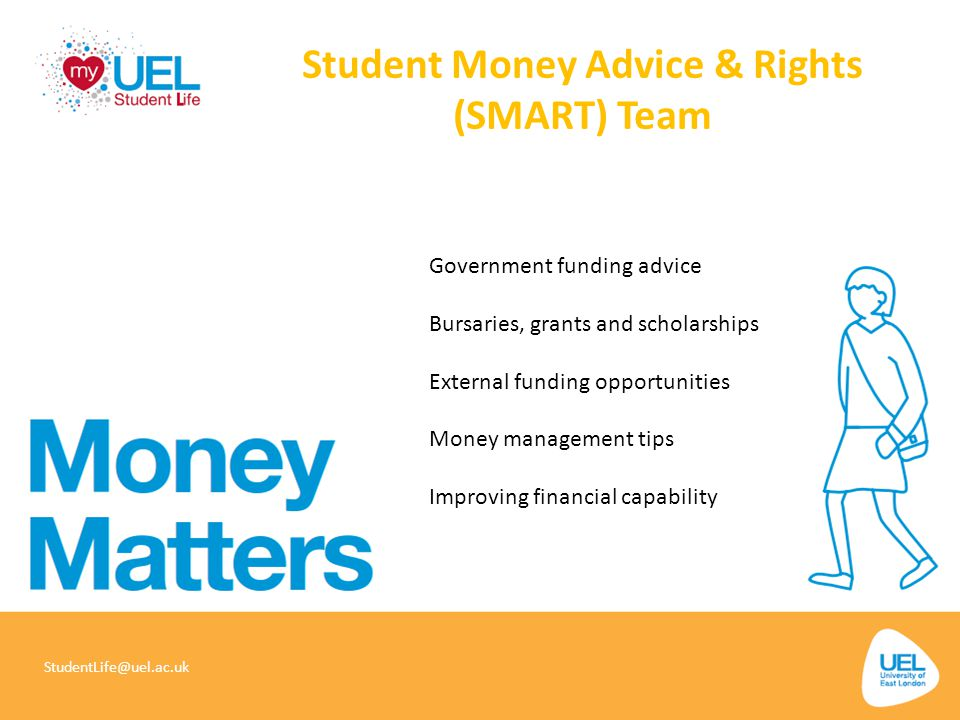 Student Money Advice & Rights (SMART) Team