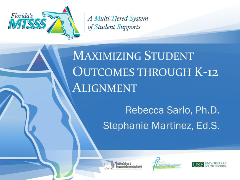 Maximizing Student Outcomes through K-12 Alignment