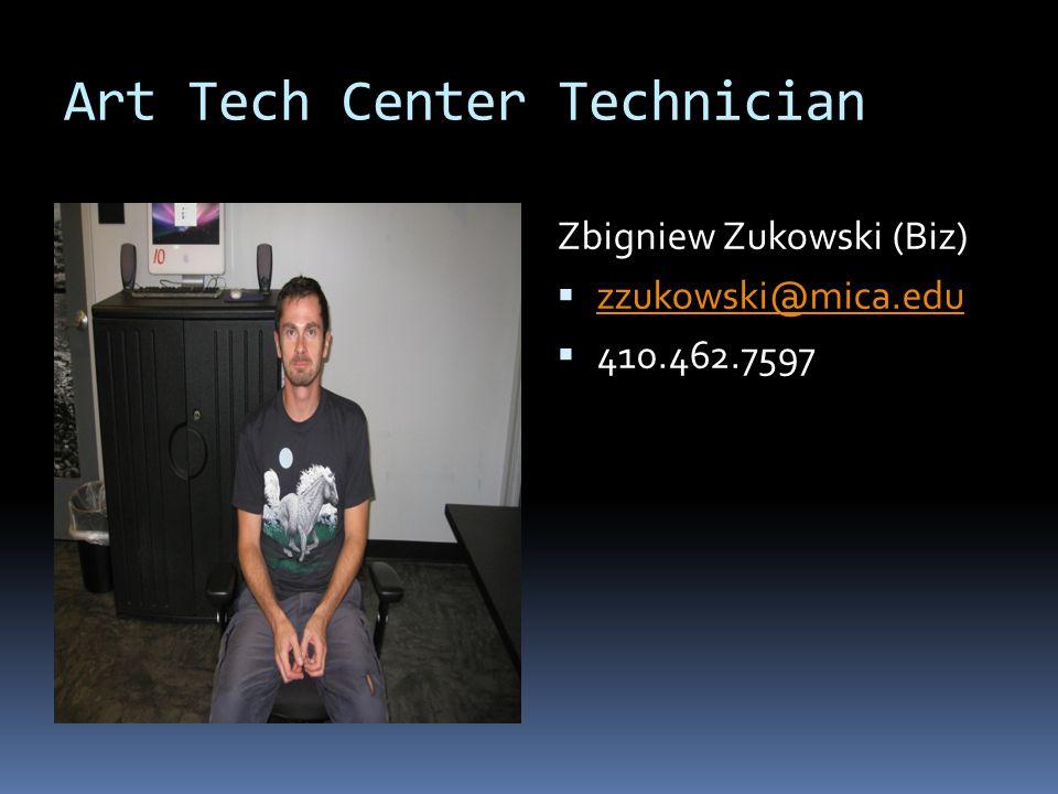 Art Tech Center Technician