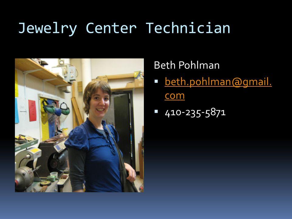 Jewelry Center Technician