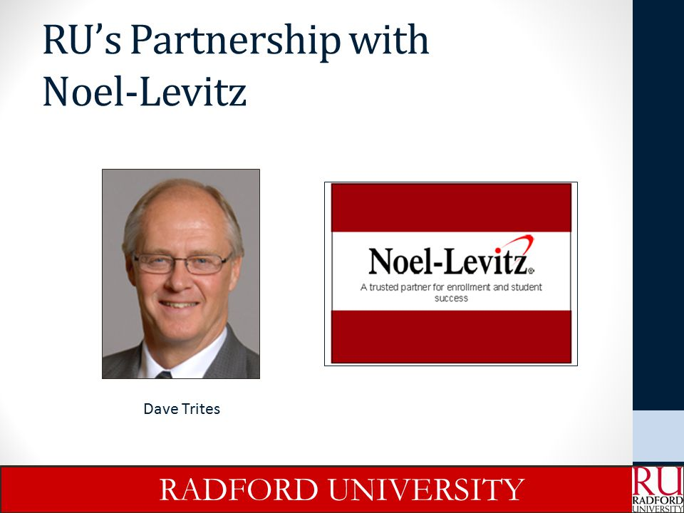 RU's Partnership with Noel-Levitz