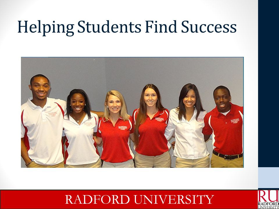Helping Students Find Success