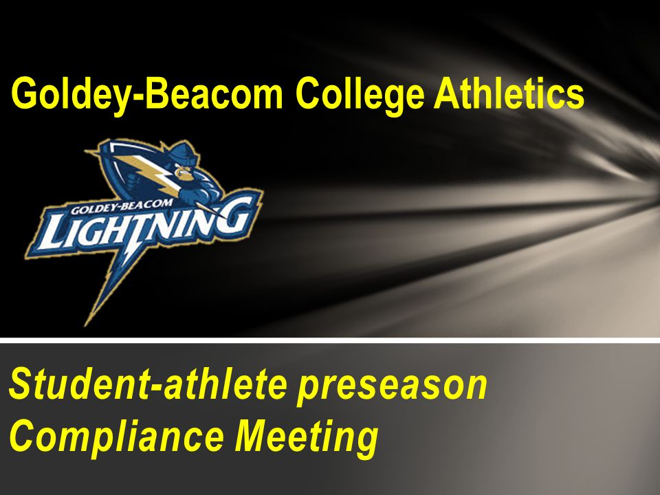 Goldey-Beacom College Athletics