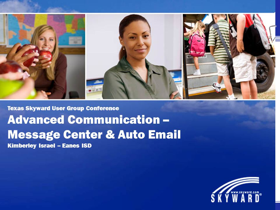 Advanced Communication – Message Center & Auto Email
