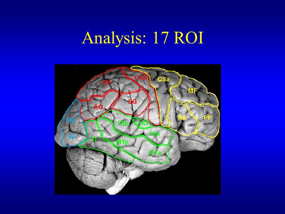 Analysis: 17 ROI