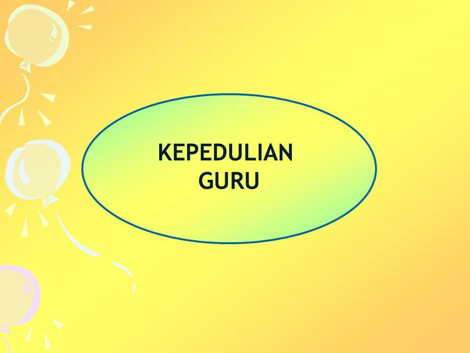 KEPEDULIAN GURU