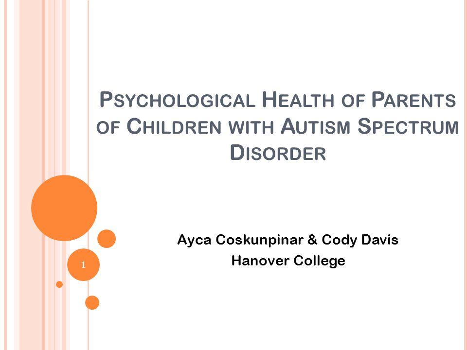 Ayca Coskunpinar & Cody Davis Hanover College