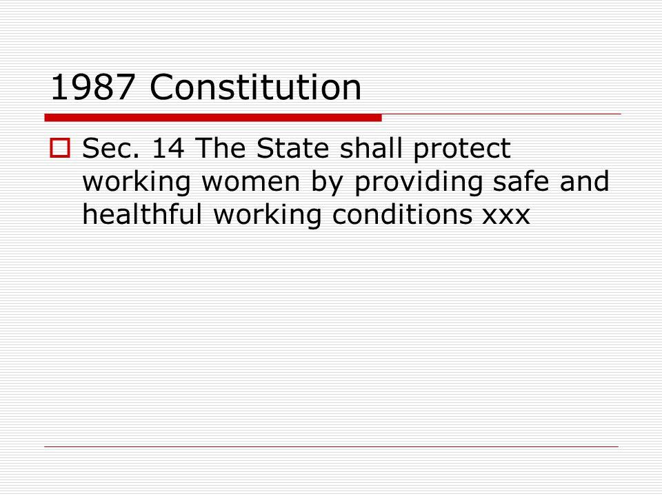 1987 Constitution Sec.