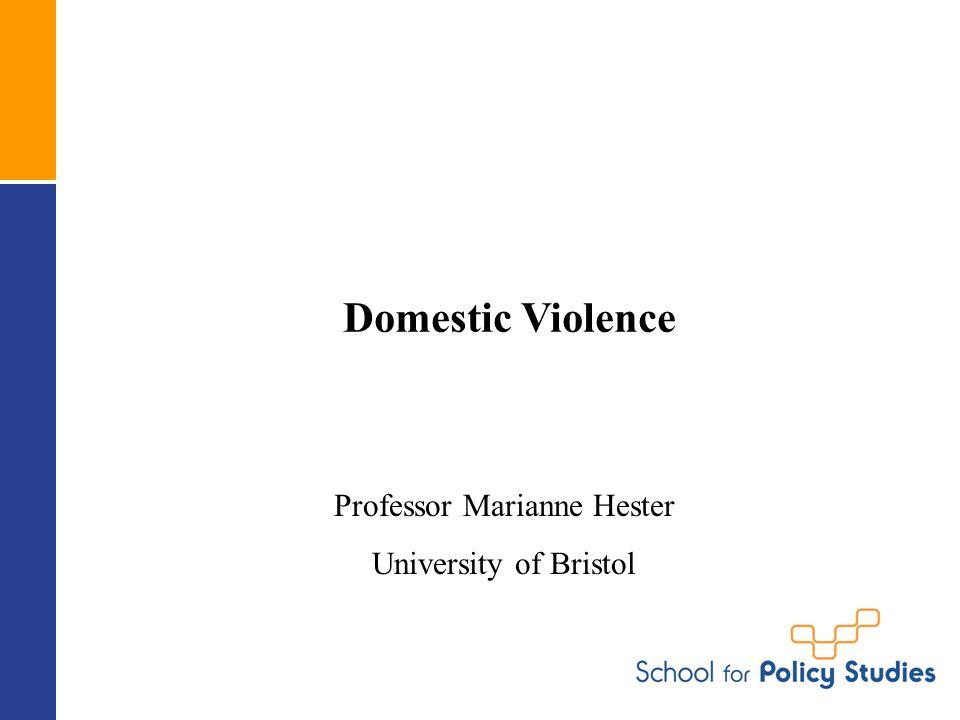 Professor Marianne Hester