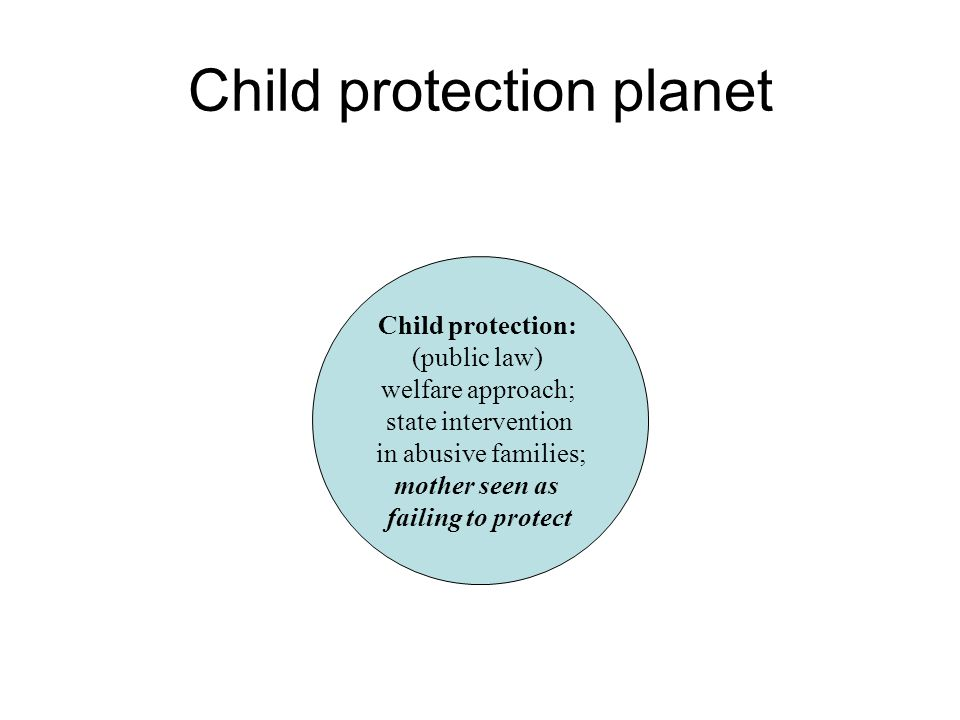 Child protection planet