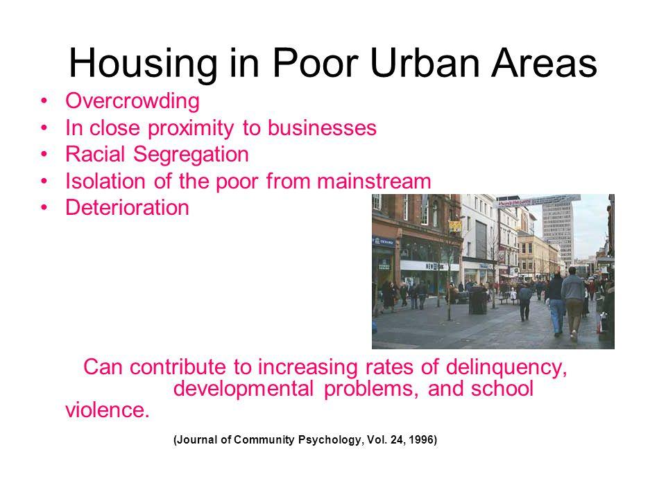 Housing in Poor Urban Areas