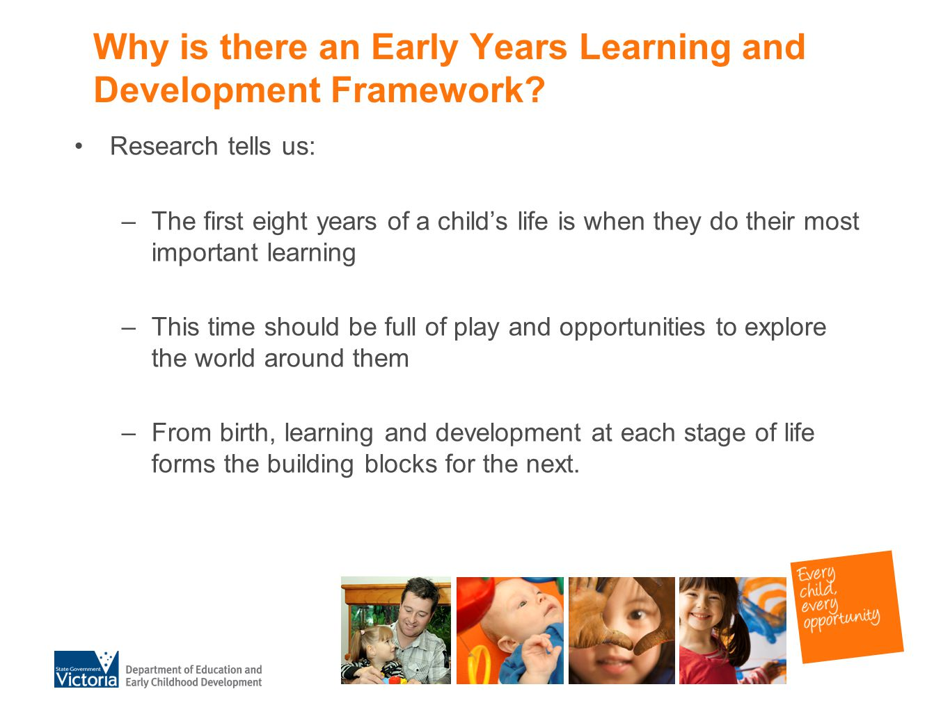early years leaning framework pdf