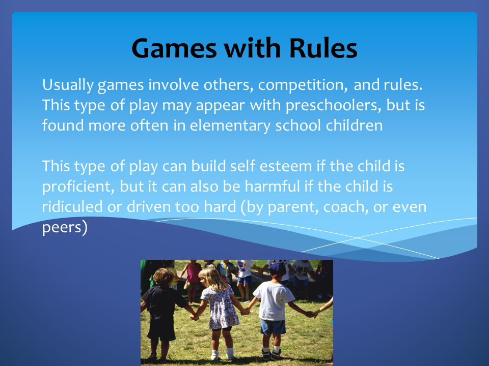 Games with Rules