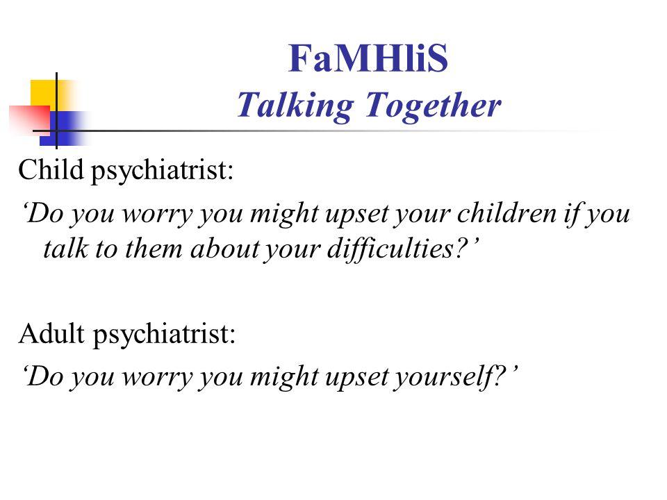 FaMHliS Talking Together
