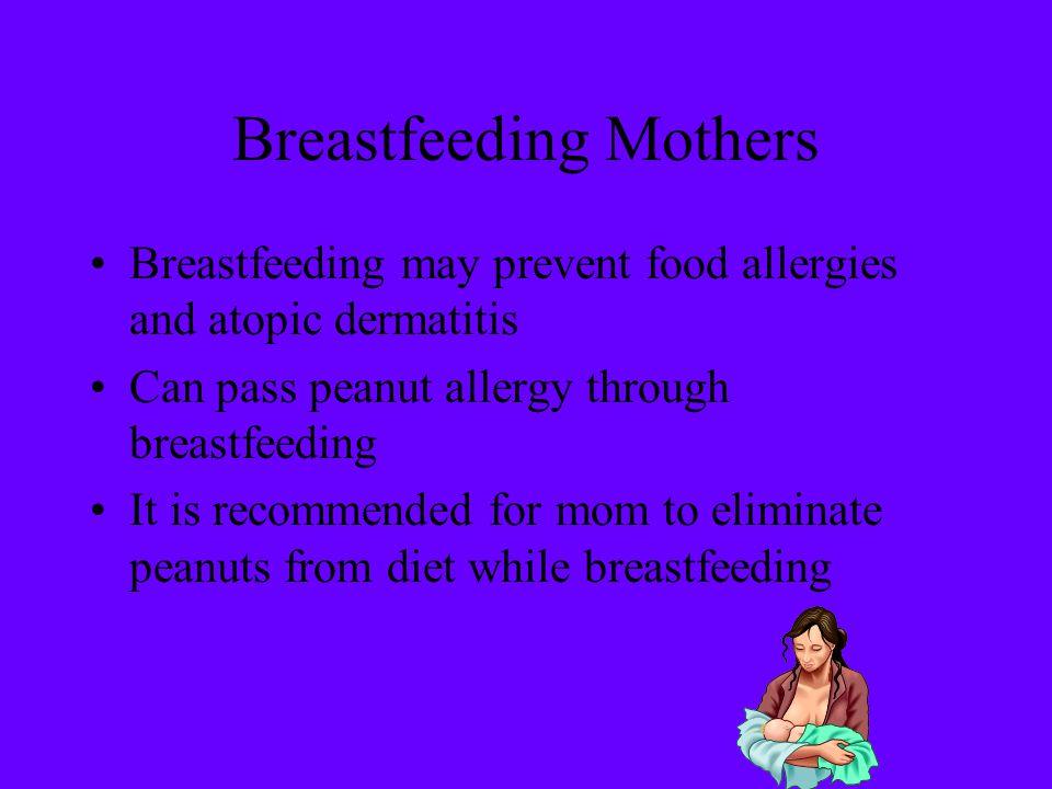 Breastfeeding Mothers