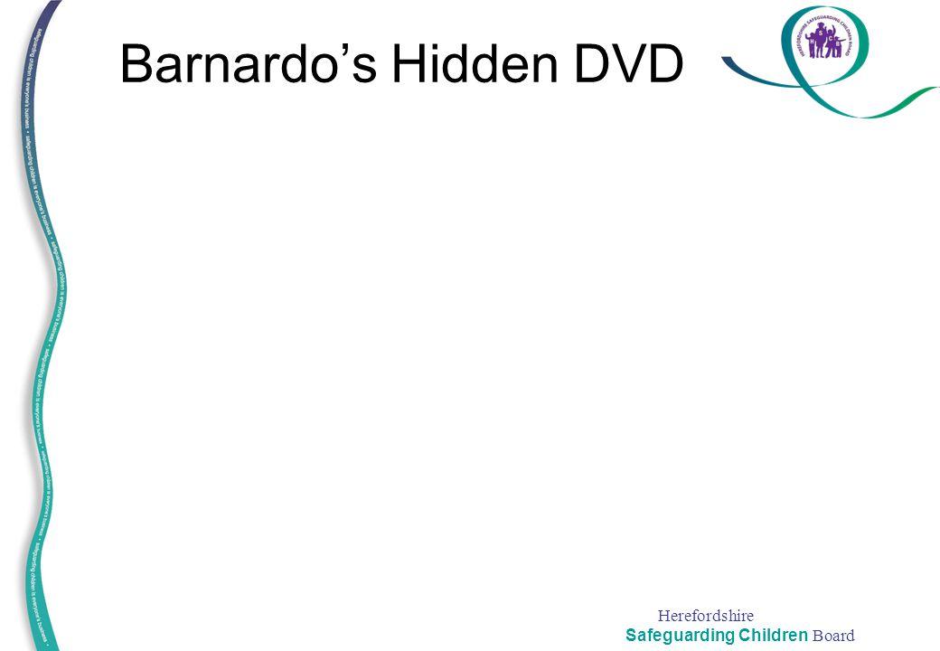 Barnardo's Hidden DVD
