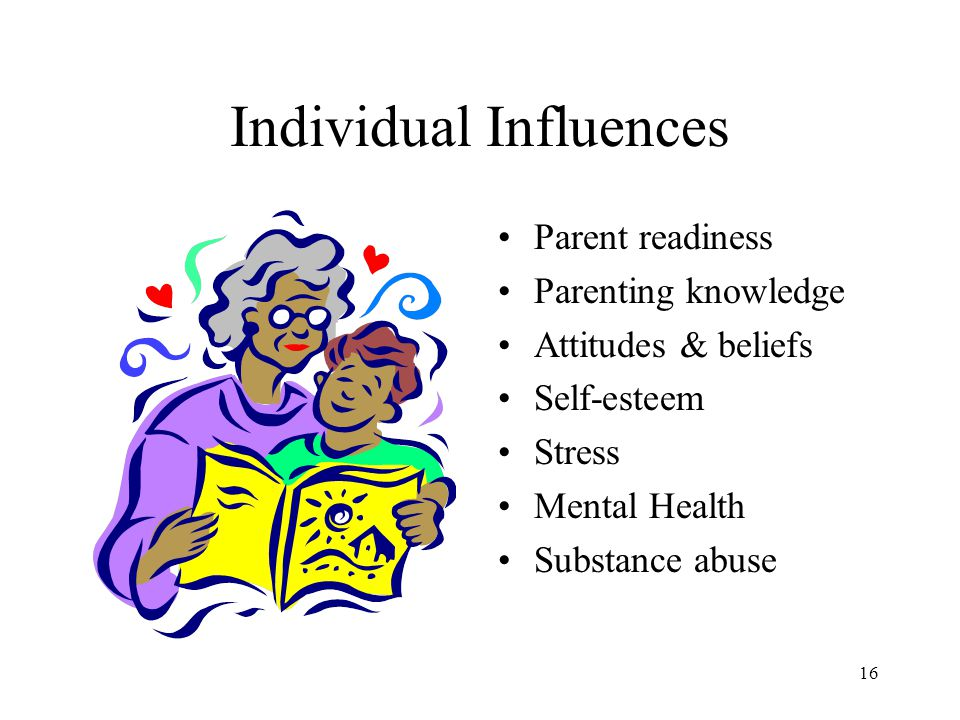 Individual Influences