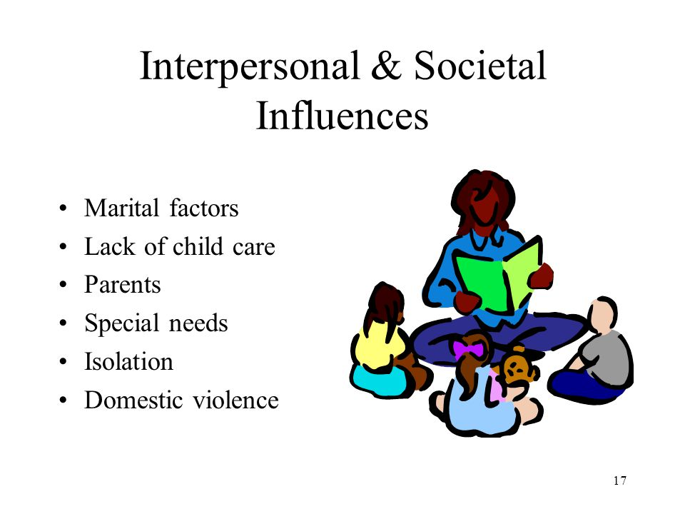 Interpersonal & Societal Influences